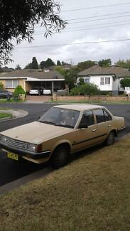 1983 Toyota Corona Sedan Valla Nambucca Area Preview