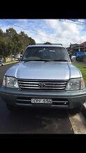 1997 Toyota LandCruiser Wagon Granville Parramatta Area Preview