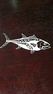 Знаки и вывески Mackerel Stainless Steel