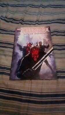 Star Wars: Darth Maul - Son of Dathomir Graphic Novel (Marvel , Paperback, 2014)
