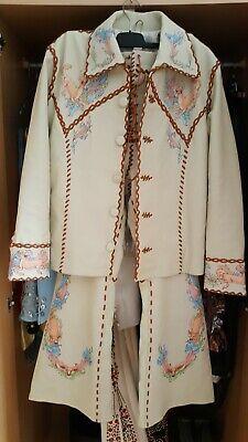 Elvis Presley Leather Emperor Suit Replica 1974 not - Elvis Jumpsuits