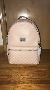 Brand new rosegold guess backpack!