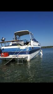 Looking for a canvas top for a 1987 bayliner 2455 ciera
