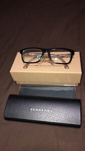 Authentic Burberry Prescription Glasses Almost New with Box