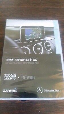 Garmin map Pilot SD 2017 TAIWAN  Audio 20 Original Mercedes Benz NEU Garmin Audio