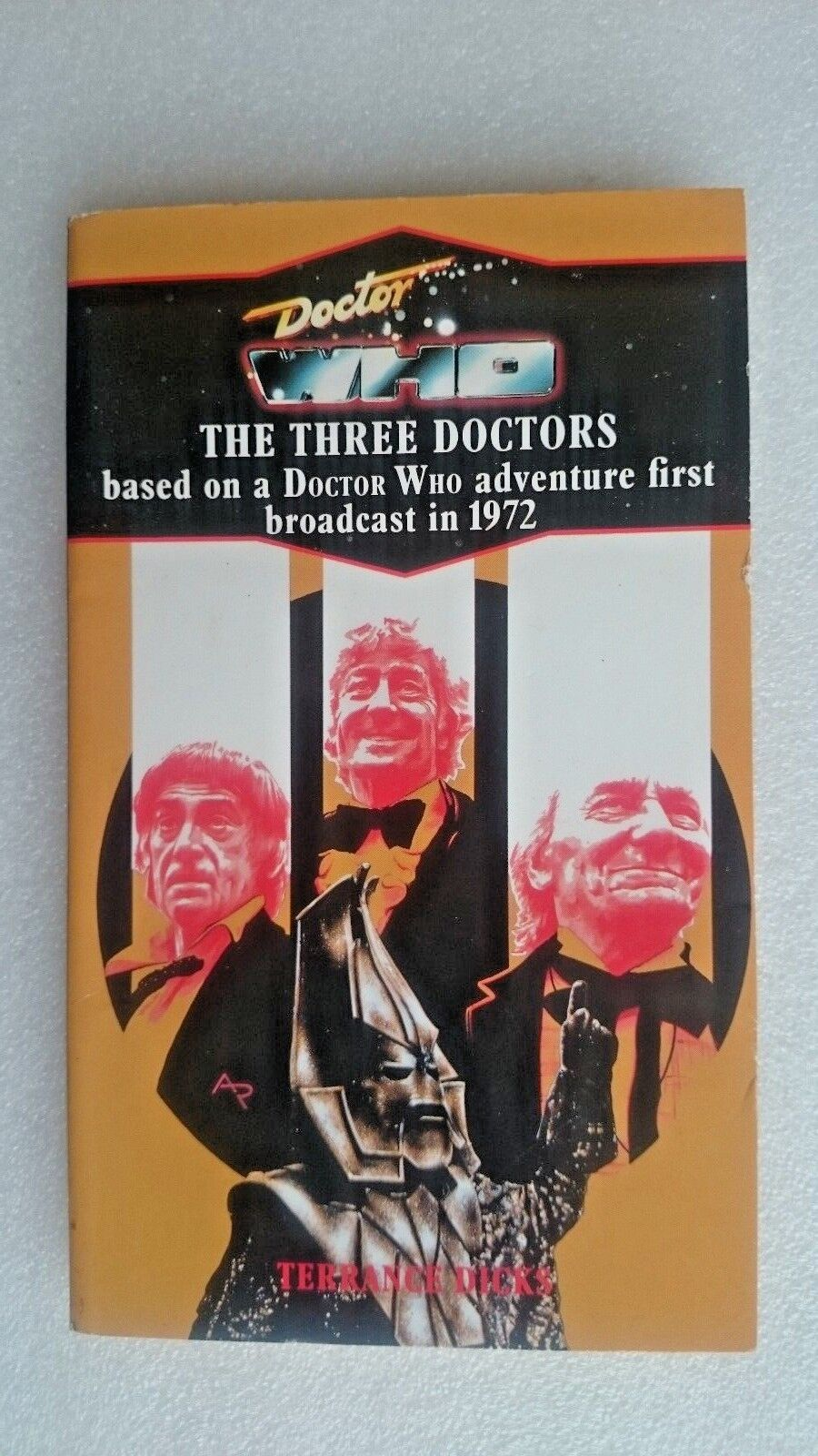 Doctor Who and the Three Doctors by Terrance Dicks (Paperback, 1991)