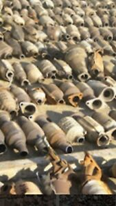 Catalytic Converters and Dpf