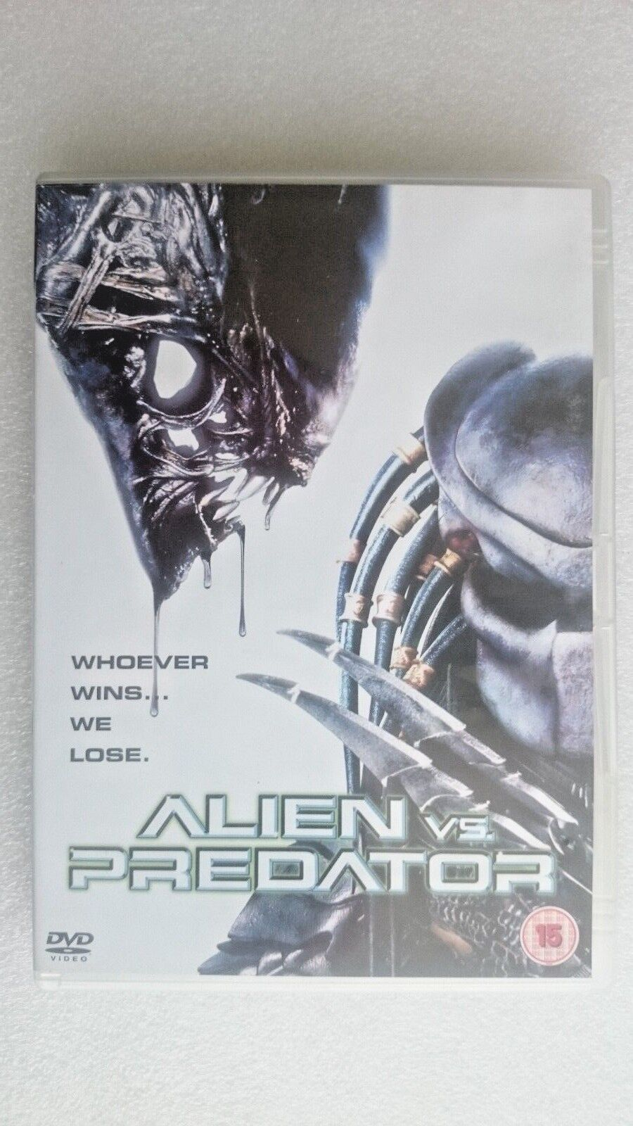 Alien Vs Predator (DVD, 2005)