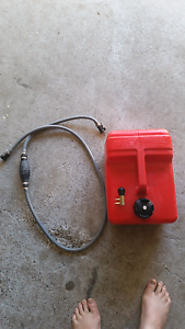 Boat fuel tank and lead Woodberry Maitland Area Preview