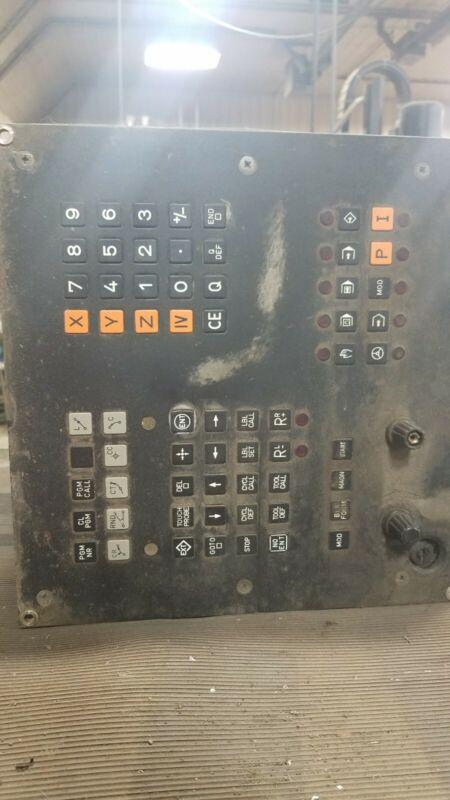 Heidenhain tnc 155 Q cnc control