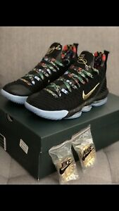 NIKE LEBRON 16 WATCH THE THRONE SIZE 8 AND 10!