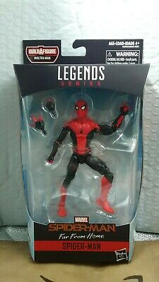 Marvel Legends Spider-Man Far from Home Spider-Man Movie Suit