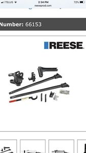 Reese SC Weight Distributing Hitch