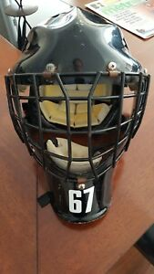 Goalie Hockey Helmet For Sale