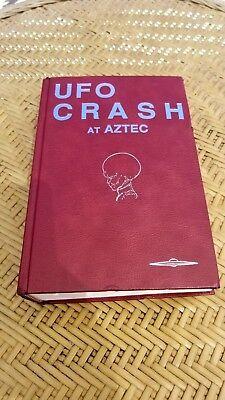 UFO Crash at Aztec: A Well Kept Secret  ( Signed & very rare ) for sale  Lompoc
