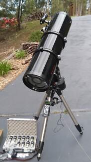 Celestron 10 inch Newtonian Telescope