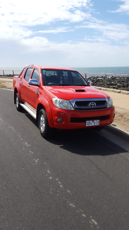 Toyota hilux sr5 Newport Hobsons Bay Area Preview