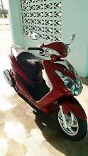 Bolwell Scooter VS125cc 4stroke Very Good Condition Ingham Hinchinbrook Area Preview