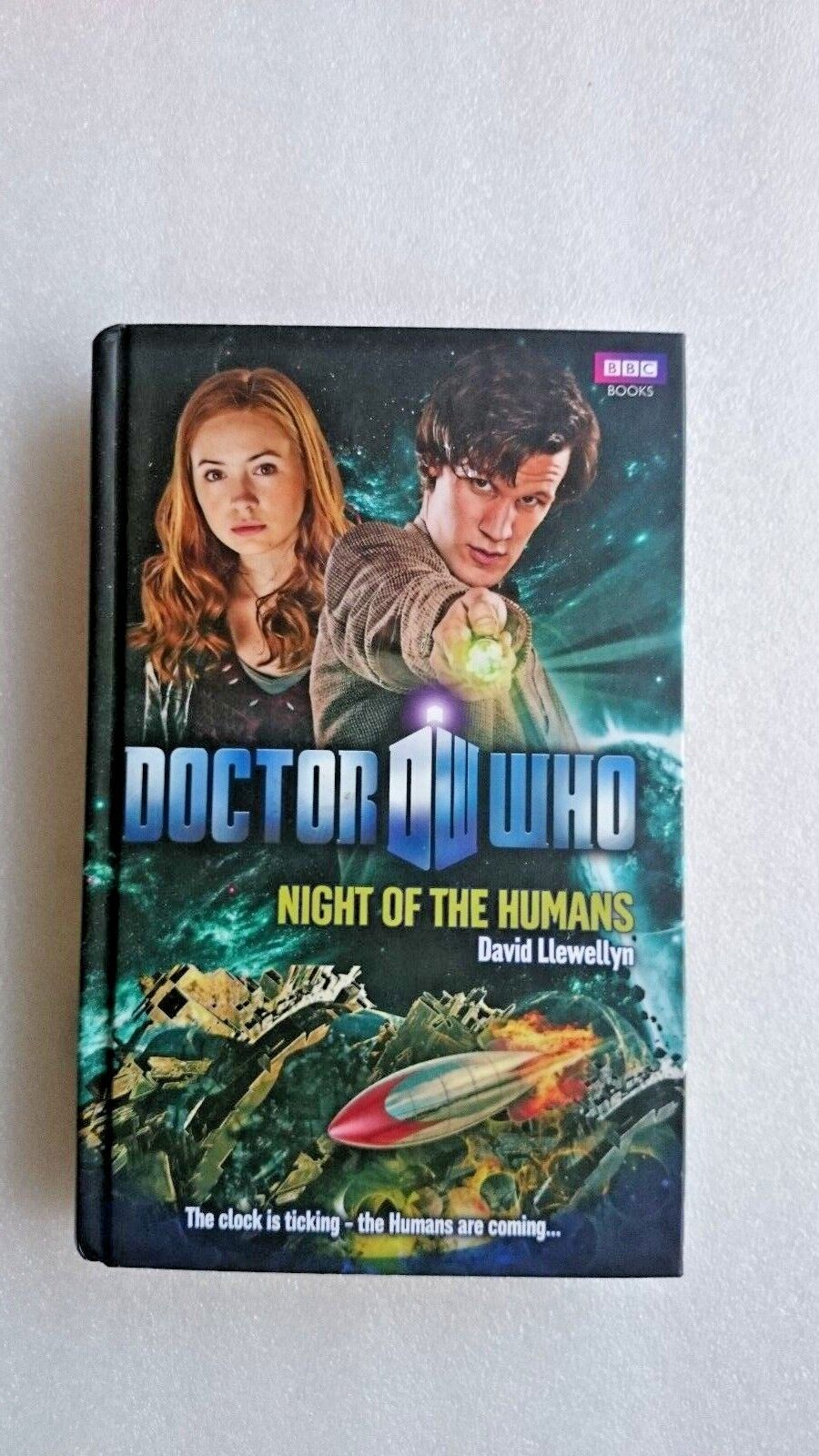 Doctor Who: Night of the Humans by David Llewellyn (Hardback, 2010)
