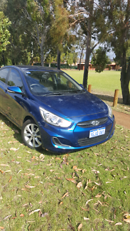 Hyundai Accent 2014  automatic 48 500 km $9999