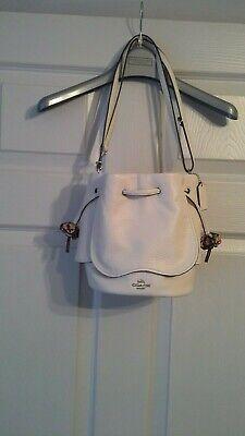 Lovely Shoulder/Crossbody Coach Petal Bag