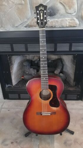 1969 Guild F30 Acoustic guitar