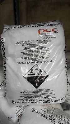 Kg 25 soda caustica scaglie sverniciatore disincrostante sodio idrossido pulizia