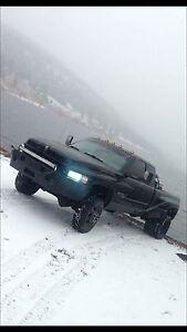 1996 Dodge Cummins 2nd gen. 156,000km