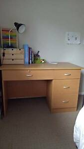 $50 for desk, mattress & bedside table!!! Como Sutherland Area Preview
