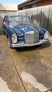 Mercedes W108 Lalor Whittlesea Area Preview