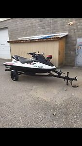 1998 seadoo GTX low hours with trailer !!!