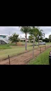 AFFORDABLE YARD CLEANS AND EARTHWORKS $90 Kuluin Maroochydore Area Preview