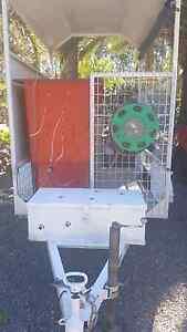 Dog hydrobath trailer Greenbank Logan Area Preview
