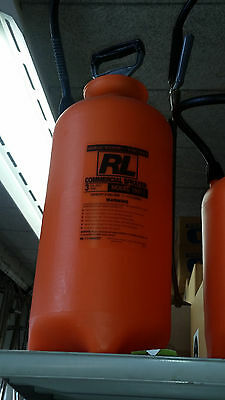 Rl Flo-master 1997vi Hand Sprayer Carpet Treatment Viton Flat Fan 3 Gallon Qty