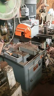 Eisele Cold-cut Metal Cut-off Saw W Blade