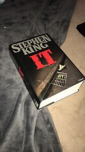 Stephen King's It Hardcover