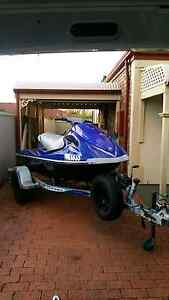 Yamaha VX Deluxe Waverunner Greenwith Tea Tree Gully Area Preview