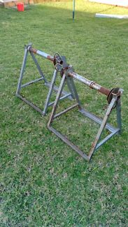 Cable roll stands Glendenning Blacktown Area Preview