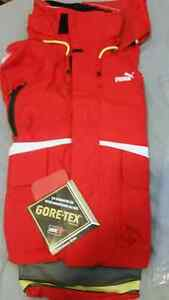 Ocean sailing jacket Puma gore-tex new in packet $200 St Kilda West Port Phillip Preview
