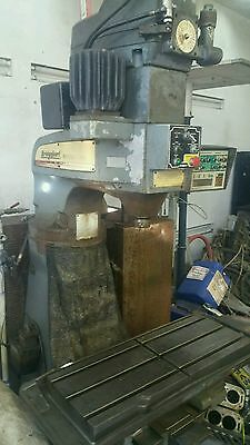 Bridgeport Series 1 Cnc Vertical Mill Milling Machine 3 Axis Usa