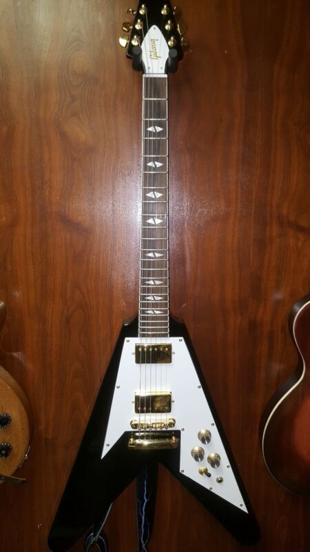 Gibson Chibson Flying V 67 re issue