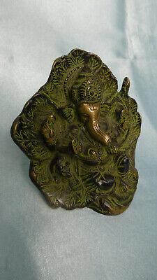 Ganesh Bronze Dieu Indian