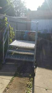 Transportable building stairs/entrance steps Kurralta Park West Torrens Area Preview