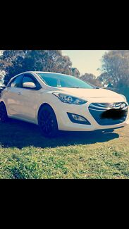 NEG.- URGENT SALE- i30 ELITE Late 2012 model. Push Button Start Chatswood Willoughby Area Preview