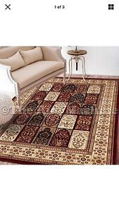 PERSIAN style Rug Carpet for Dining, Lounge room Wentworth Falls Blue Mountains Preview