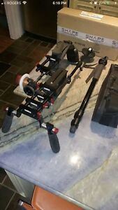 Shape Fiction Professional Video Stabilizer With Follow Focus