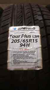 Tyres x 2 of 205/65R15 Sumitoyo Mooloolaba Maroochydore Area Preview