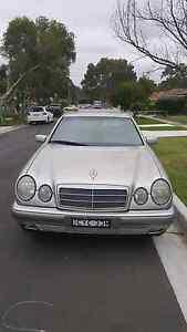 1996 Mercedes Benz e230 Guildford Parramatta Area Preview