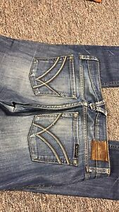 WOMENS WILLIAM RAST JEANS