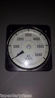 Yokogawa Voltmeter 103021ruup7wxh Mbh0853 01